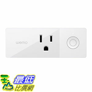 <br/><br/>  [美國直購] Wemo F7C063 充電插座 Mini Smart Plug, Wi-Fi Enabled, Works with Amazon Alexa<br/><br/>