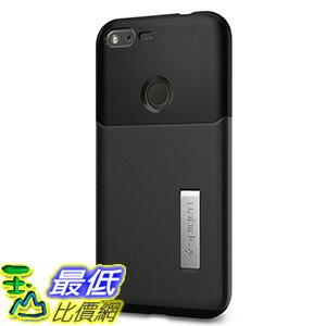 [美國直購] Spigen F15CS20913 黑色 手機殼 保護殼 [Slim Armor] Google Pixel XL Case (5.5吋) Case