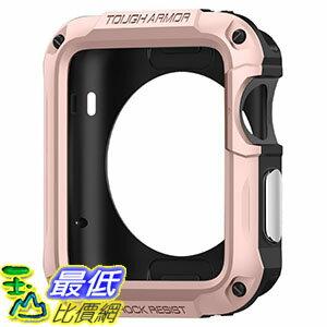 [美國直購] Spigen 玫瑰金/香檳金/軍灰三色 (Series 2 42mm) 手錶保護殼 Tough Armor Apple Watch Case