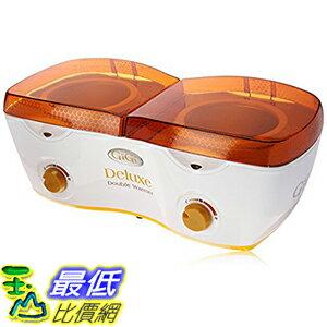 [美國直購] Gigi 0230 蜜蠟 加熱器 Deluxe Double Warmer, 14 Ounce