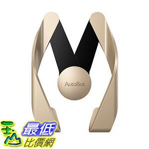 [玉山最低比價網]autobotM型智能手機架支架車用手機座空調出風口可單手操作(L30)