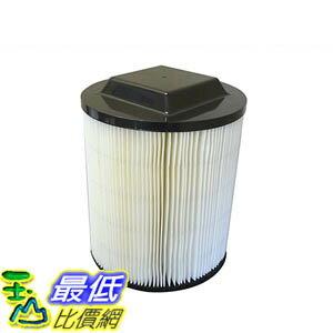 [106美國直購] Crucial Vacuum Washable Wet/Dry Filter, Fits Rigid VF4000 Compare to Part No.72947