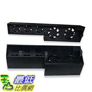 [玉山最低比價網] DOBE PS4散熱器 散熱風扇 排風扇 溫控風扇 USB平式風扇