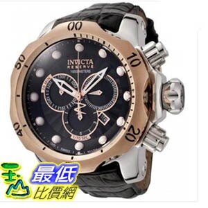 [美國直購 ShopUSA] Invicta 0360 Two Tone Reserve Vemon Swiss Quartz Black Dial 1000M Diver 手錶