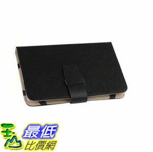 _% [玉山最低比價網] 7吋 觸控 平板電腦 專用 保護 皮套 黑色 白色滾邊 好收納(33311_I211)$79