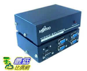 _a@[玉山最低比價網] VGA Video Splitter 1對4 螢幕 超高頻350MHz 分接/分配/分頻器 (22727_G318) $589