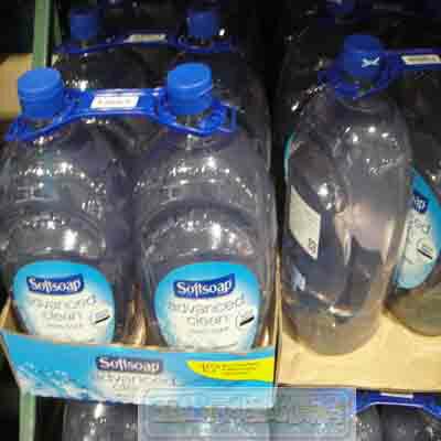 %[無法超取] COSCO SOFTSOAP CLEAN SOAP 清潔洗手乳 2.36公升二入 C617686