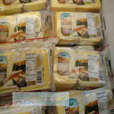 _%[需低溫宅配 玉山最低比價網] COSCO 煙熏高達切片奶酪 680克 _C93483