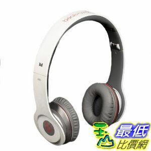 [美國直購 USAShop] Beats 入耳式耳機 by Dr. Dre Solo White On-Ear Headphones with ControlTalk  $7460