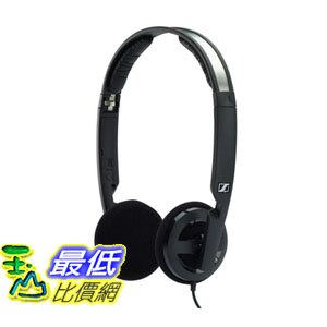 [美國直購 Shop USA] Sennheiser 黑色耳機 PX 100-II On Ear Miniheadphone (Black) $2606