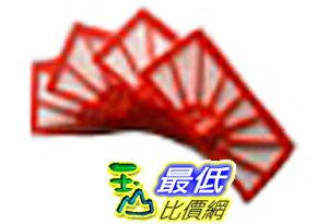 [現貨]NeatoXV掃地機紅色濾網4入(setof4)