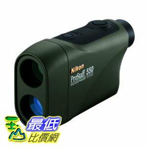 [美國直購 ShopUSA] 激光測距儀 Nikon ProStaff 550 Laser Rangefinder (Green) $8298