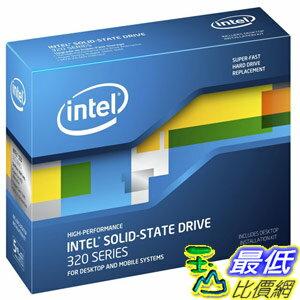 [美國直購 ShopUSA] Intel 固態硬盤 320 Series 120 GB SATA 3.0 Gb-s 2.5-Inch Solid-State Drive  $8300