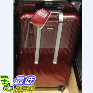 %[玉山最低比價網 ] COSCO KIRKLAND SIGNATURE 29 PC LUGGAGE行李箱 C667722 $5340
