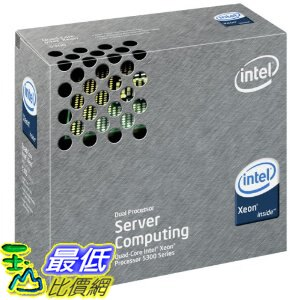 [美國直購 ShopUSA] Intel Xeon 四核處理器 E5345 2.33 GHz 8M L2 Cache 1333MHz FSB LGA771 Active Quad-Core Processor $8156