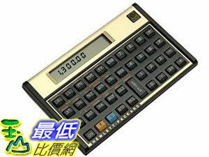 [美國直購 ShopUSA] 全新 惠普 hp HP HP12C Financial Calculator$2833