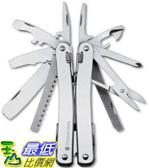 [美國直購] 瑞士軍刀 Victorinox SwissTool Spirit Multi-Tool with Pouch#53800