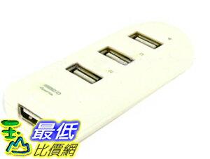 _a@[玉山最低比價網] 2日限時搶購 4 PORT 高速 USB 2.0 hub 免接電源 延長插座型 安裝簡單 (20663_WB21 )