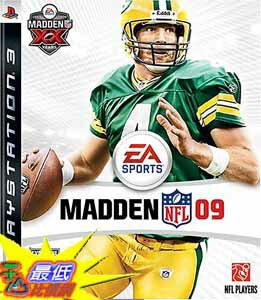 [美國直購 ShopUSA] 美商藝電 EA Madden NFL 09 15462 FOR SONY PS3  $688