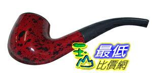 _a[玉山最低比價網] 高品質材質 塑料 咬花 菸斗 煙斗 (37131_RA13)