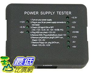 _a@[玉山最低比價網]   POWER SUPPLY TESTER 電腦 電源供應器 專用 診斷器/測試器 (20809_F307) $259