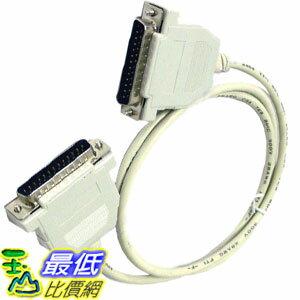 _a@[玉山最低比價網]  電腦 印表機 共享線 傳輸線 連結線 線材 長約1M(公尺) 25-pin (12042_D2D) $59