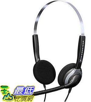 [美國直購 ShopUSA] 全新 森海塞爾 Sennheiser SH 250 Over the Head Headset (Binaural) SH250 $1979