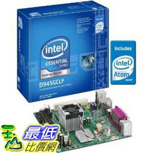 [美國直購 ShopUSA] Intel 原廠主機板 D945GCLF Essential Series Mini-ITX DDR2 667 Intel Graphics Integrated Atom Processor Desktop Board - Retail $6298