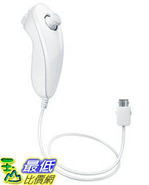 [現金價] Wii 任天堂原廠 左手手把 左手把 3D手把 雙節棍控制器 (黑/白 可選)