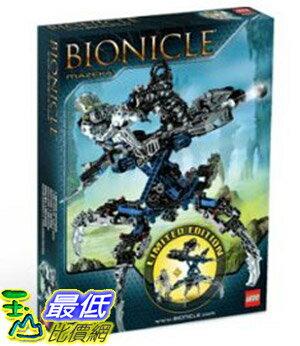 [美國直購 ShopUSA] Lego Bionicle Mazeka Limited Edition Vehicle Set 8954 $1460