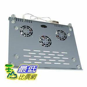 [玉山最低比價網] 全新鋁合金 3風扇 USB 2.0 HUB筆電散熱座 dt41-dir $429