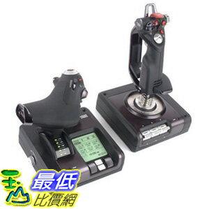 [美國直購 ShopUSA] Logitech Saitek 控制器 X52 Pro Flight System Controller PS34 $6999