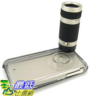 _a[玉山最低比價網 有現貨] iphone 手機專用鏡頭 6倍光學變焦 望遠鏡頭 附轉換機殼 (28803_G105) dd
