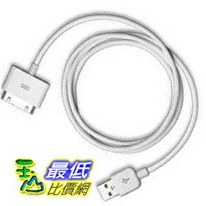 _a@ [有現貨 馬上寄] 75 公分 USB 2.0 Apple iPod iPhone 資料傳輸線 3GS不適用(28798/12043 E17_DD) $29