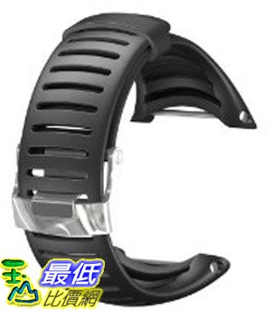 [美國直購 ShopUSA] Suunto 錶帶 Core Wrist-Top Computer Watch Replacement Strap (Light Black)  $1358