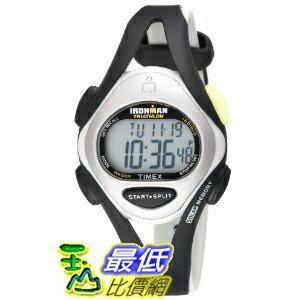 [美國直購 ShopUSA] Timex 手錶 Women's T59201 Ironman Triathlon Sleek 50-Lap Resin Strap Watch