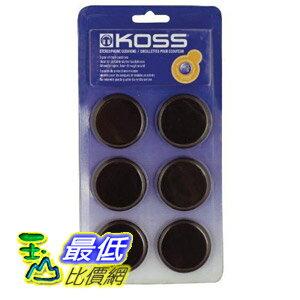 [美國直購] Koss B000O2KIMO PORTABLE Replacement Cushions (KSC75適用)