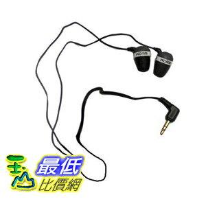 "[美國直購 ShopUSA] Koss 便攜式耳機 ""The Plug"" Portable Headphones (colors vary)   $690"