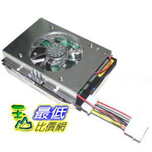 [玉山最低比價網] 鋁合金 3.5 吋 單風扇 硬碟散熱器 幫助硬碟散熱 (23038_K013)