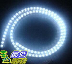 [玉山最低比價網]  汽車DIY系列 120 LED 白色 可任意彎曲 防水矽膠 軟條燈 照明燈 (17294)  $498