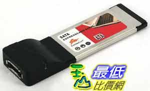 [玉山最低比價網] Serial Port Express Card 34 TO 1 channal eSATA 介面卡 (20917) $508