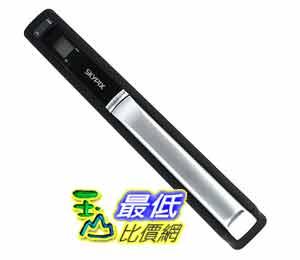[玉山最低比價網] 攜帶式 USB A4 掃描筆 掃描器 可擴充32G micro SD記憶卡(221669) $4288