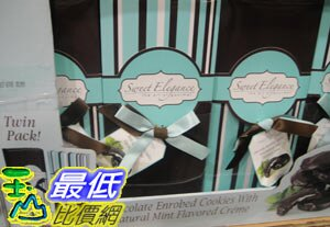 [COSCO代購] SWEET ELEGANCE 巧克力薄荷夾心餅干 437公克*2入 C521645 $567