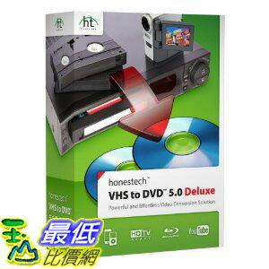 ^~美國直購 ShopUSA^~ 豪華 VHS to DVD 5.0 Deluxe  29