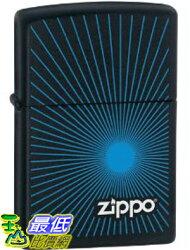 [美國直購 ShopUSA] Zippo Starburst Blue Lighter 打火機 24150 $1043