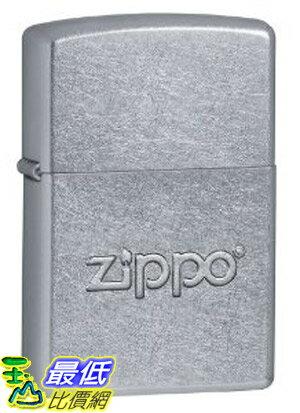 [美國直購 ShopUSA] Zippo Stamped Street Chrome Pocket Lighter 打火機 21193 $856