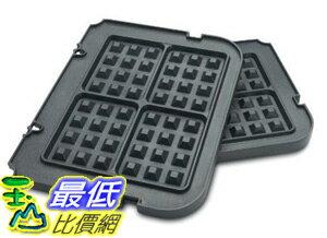 [美國直購] Cuisinart GR-WAFP Waffle Plates 鬆餅模具 (GR-4N/GR-4/GRID-8適用)