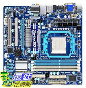 [二手良品] Gigabyte 主機板 AMD AM3 6 Core MotherBoard GA-880GM-UD2H $4999
