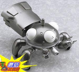[玉山最低比價網] 日空版 黏土人 攻殼機動隊 S.A.C Tachikoma SAC 攻殼車 銀色 已塗裝完成品 AD1 $788