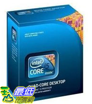 [美國直購 ShopUSA] Intel 處理器 Core i5-760 2.8GHz 8 MB LGA1156 Processor BX80605I5760 $8300